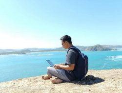Kemenparekraf Wacanakan Work From Lombok