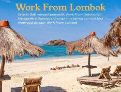 Lobar Sambut Wacana Work From Lombok