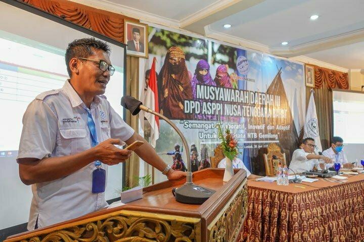 Musda III DPD ASPPI NTB, Badrun Ungguli 3 Calon Ketua Lainnya