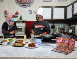 Live Cooking Kuliner Khas NTB di Ulang Tahun ke-5 GenPI Lombok Sumbawa